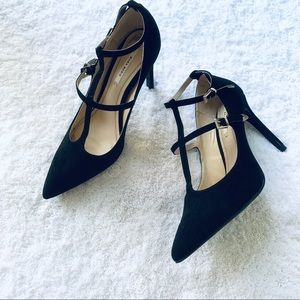 Zara Basic Strappy Pump Size 38